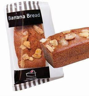 BANANA BREAD 6x(6) GRAB & GO 1-874