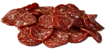 SALAMI SLICED HOT 2.5kg (5) PUOPOLO