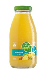 JUICE PINEAPPLE 250ML (30) SPRINGVALLEY