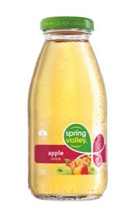 JUICE APPLE 250ML (30) SPRINGVALLEY