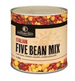 FIVE BEAN MIX A9 (6) SANDHURST