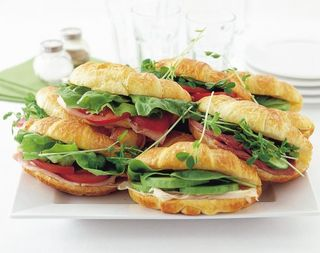 CROISSANTS TRAY 75GM LARGE  3 X (12)*