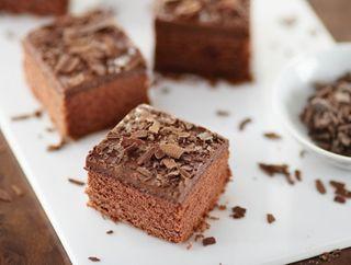 CAKE CHOCOLATE TRAY PACK (4) *