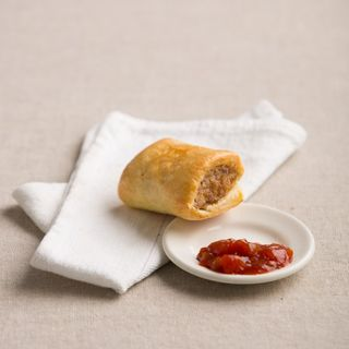 PARTY SAUSAGE ROLLS 60GM (96)* TASMAN