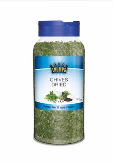 CHIVES DRIED 175 (6) TRUMPS