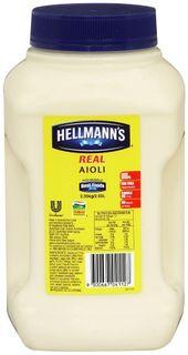 AIOLI 2.35KG HELLMANS   (4)