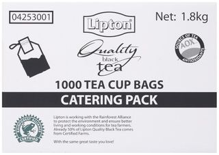 TEACUP BAGS (1000) LIPTON