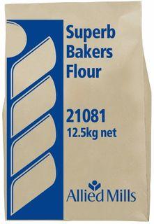 FLOUR BAKERS SUPERB 12.5KG ALLIED
