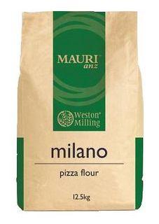 FLOUR PIZZA 12.5KG MILANO