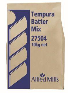 BATTER MIX TEMPURA 10KG (ALLIED)