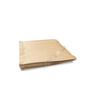BAG BROWN 6 SQUARE (500)*