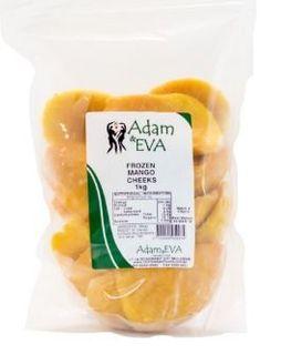 MANGO CHEEKS 1KG FROZEN ADAM & EVA