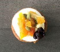 CAKE CARROT FLO/LESS GF 3.5'' IND(6)* MA