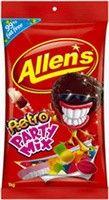 PARTY MIX RETRO 1KG *  ALLENS