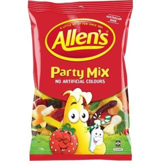 PARTY MIX ALLENS 1.3KG  * (6)