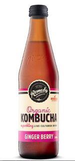 KOMBUCHA GIN/BERRY 330ML*(12)
