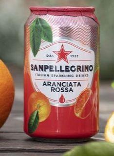 DRINK ARANCIATA ROSA 200ML*(24)
