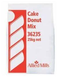 DONUT MIX CAKE 10KG ALLIED