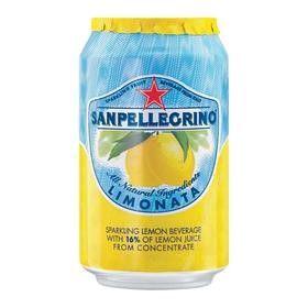 DRINK LIMONATA CAN 330ML*(24)