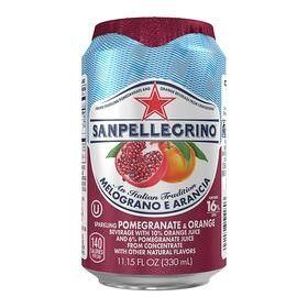 DRINK MELOGRANO CAN 330ML (24)*