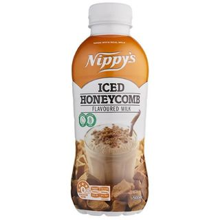 MILK HONEYCOMB BOTTLE 500ML* (12)