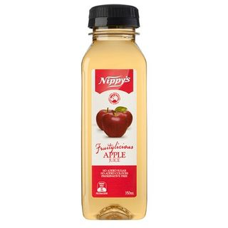 JUICE FRUITY APPLE 350ML (10) NIPPYS