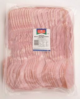 BACON MIDDLE R/LESS KRC  2.5KG (2) 91876
