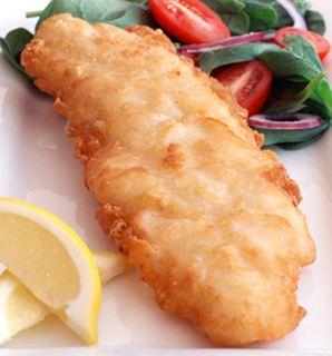 Processed Fish & Seafood
