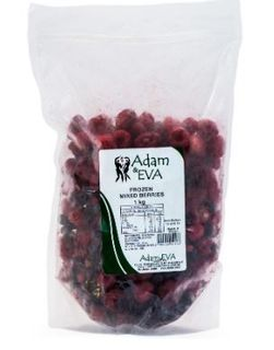 MIXED BERRIES 1KG FROZEN ADAM & EVA