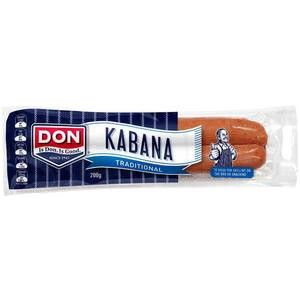 KABANA 200GM (10)  43456  DON