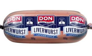 LIVERWURST LATVIAN 500GM (3)  43809 DON