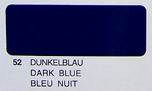 Profilm Dark Blue 2mtr