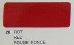 Profilm Dark Red 2mtr