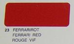 21-023-002 Profilm Ferrari Red 2m