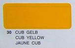 Pfcubyell30 Profilm Cub Yellow 2mtr