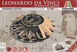 Italeri Da Vinci Multi Cannon