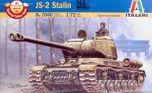 Italeri 1/72 Tank Js 2 M Stalin Soviet H
