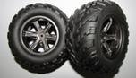 Trc-9115-zj01 1/12 Rim&tires Suit 9115