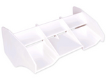 Tornado 1/8 Buggy Rear Wing White
