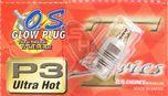 Os Glowplug P3 Turbo Ultra Hot