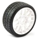 Sweep 1:8 Exp Gt Racing W/tyre 45e White