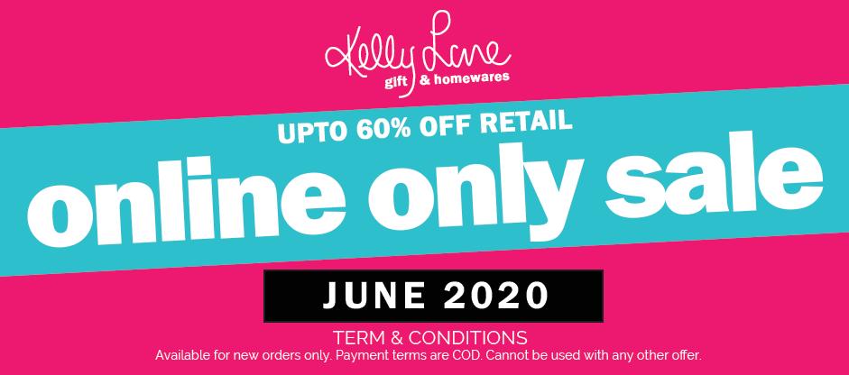 Online Warehouse Sale