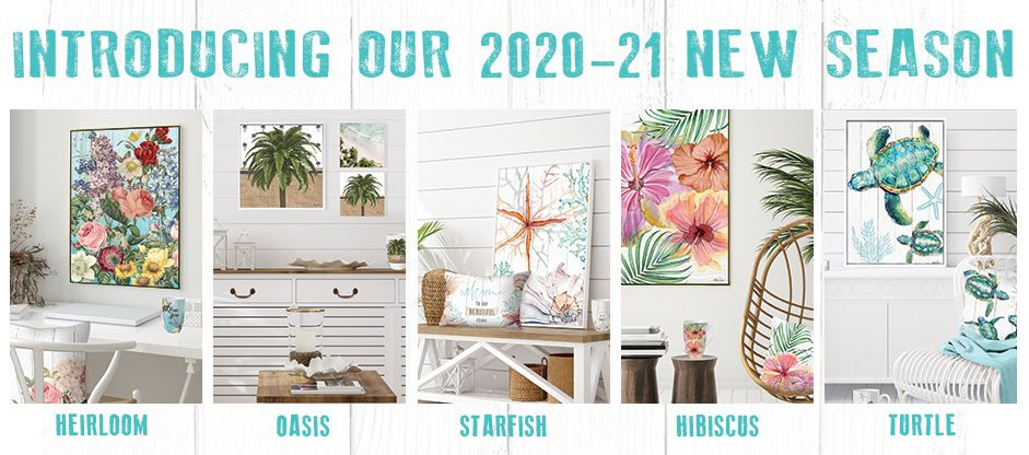 Introducing our 2020-21 New Season