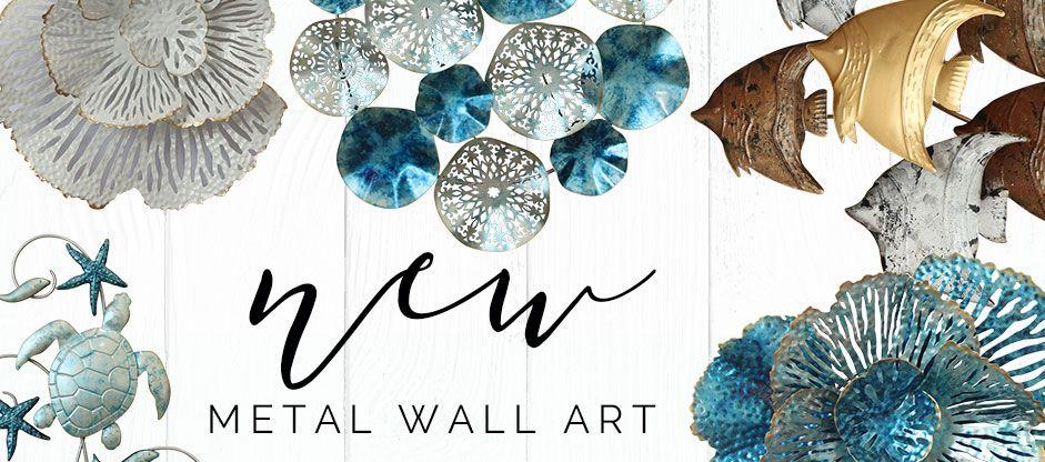 New Metal Wall Art | Coming Soon