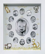 Baby 1st Year Baby Critters COLLAGE BABY