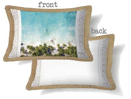 Cushions 30x50 Bahamas BEACH
