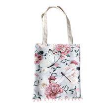 Tote Bag 34x47 Vintage Floral
