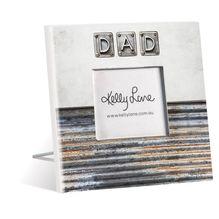 Photo Frame 20x20 4x4 Fathers Day DAD 0002