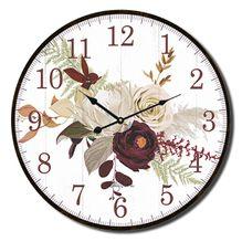 Clock 22cm Natives PROTEA