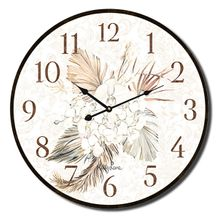 Clock 34cm Bismark FOLIAGE